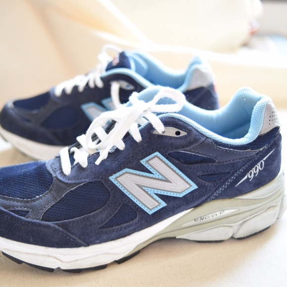 timeless design 6f089 6bc94 NEW BALANCE USA HERITAGE COLLECTION 990 SNEAKERS